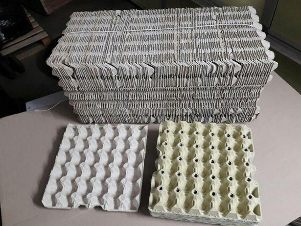 Wytłoczki  wytłaczanki 30 jajka  opakowania