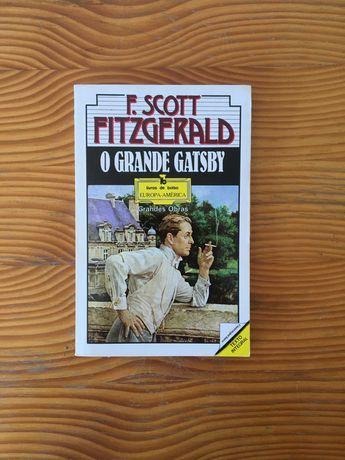 O Grande Gatsby - F Scott Fitzgerald