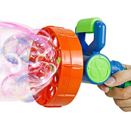 Игрушка мыльные пузыри + подарки