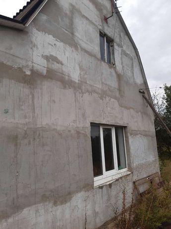 Капитальный 3-й дом из ракушняка в Александровке