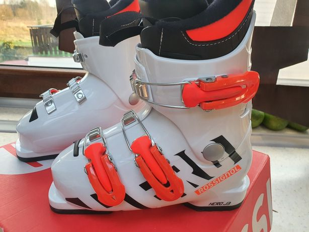 Buty narciarskie juniorskie Rossignol Hero J3 rozmiar 18,5 cm
