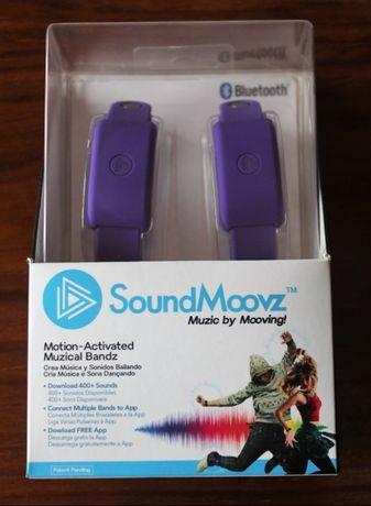 Pulseiras SoundMoovz Novas