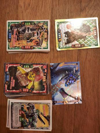 Karty lego ninjago 2019