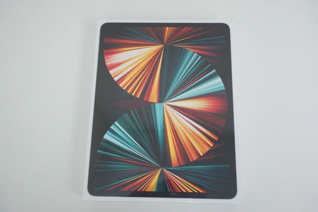 iPad Pro 12.9 5th Gen WiFi 512gb Silver