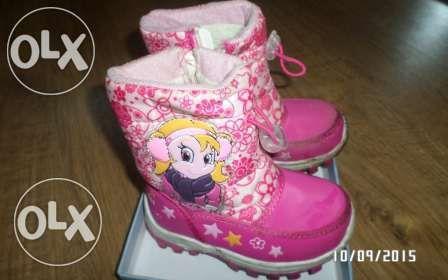 buty zimowe śniegowce nelli blu