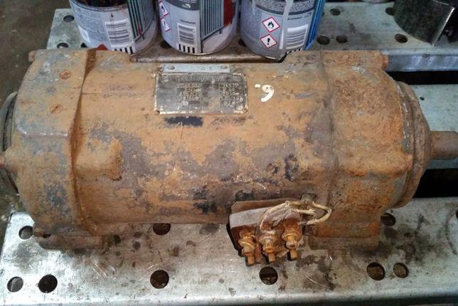 Silnik elektryczny 1kW 2800 obr/min zabytkowy ELEKTROBUDOWA ŁÓDŹ