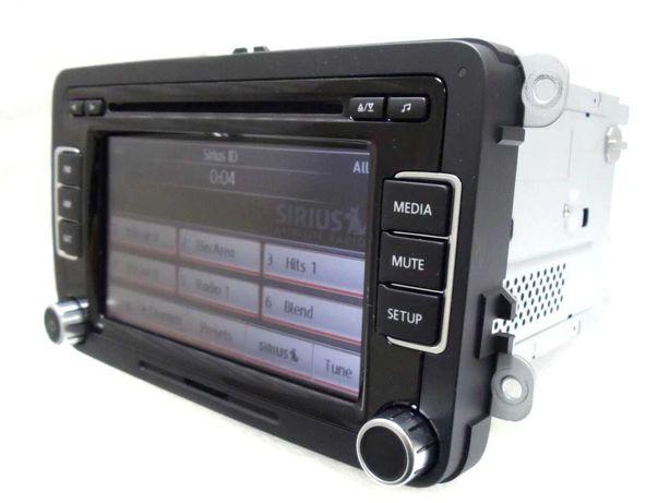 Rádio de Origem Volkswagen jetta GPS
