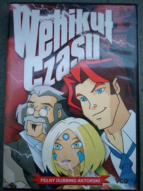 """film animowany """"Wehikuł czasu"""" VCD dla dzieci"""