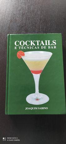 Livro de cocktails