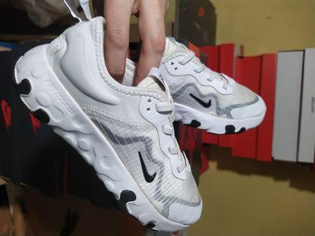Кроссовки сетка Nike air Max react оригинал размер 32 20,5 см