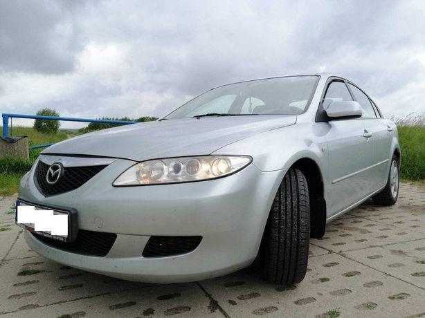 Mazda 6, 1 gen. Sprzedam lub zamienię