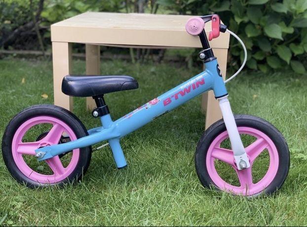 Decathlon rowerek jak nowy biegowy b-twin