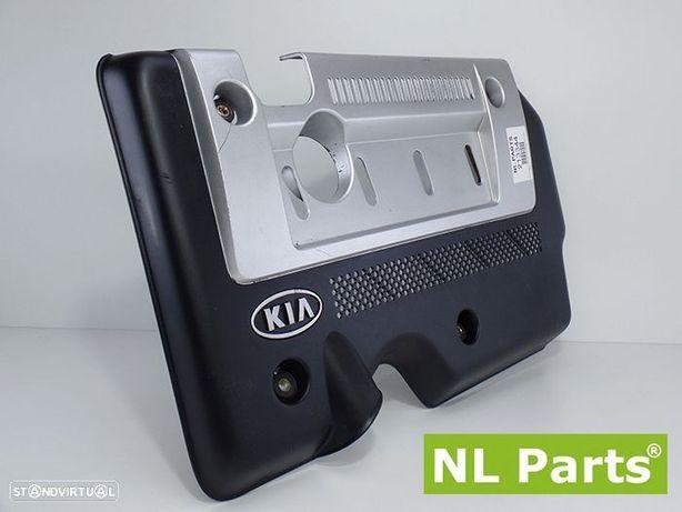 Tampa plástica do motor Kia Carens 2000-2006
