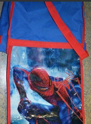 Сумка через плечо, человек паук, Марвел