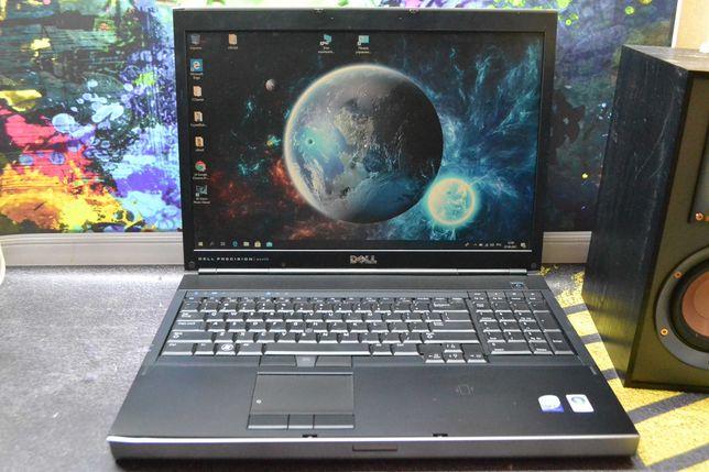 Dell Precision M6400 Intel P8800/Nvidia FX/Экран 17,3