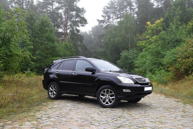 Lexus RX 350 Benzyna+Lpg