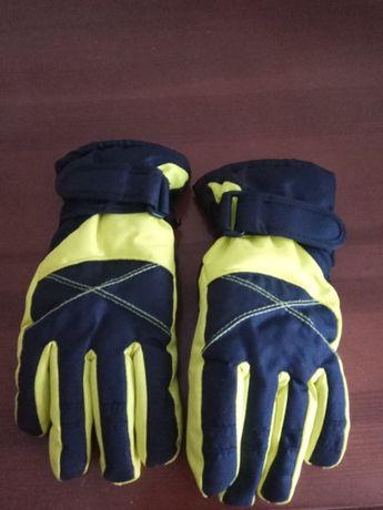 rękawice zimowe narciarskie dziecięce Thinsulate r. 4,5