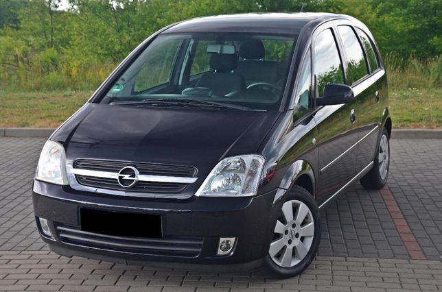 Opel Meriva 1.6 Benzyna ///Niemcy///