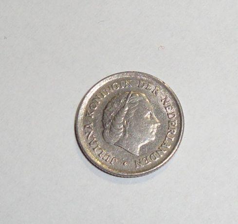 Продаю монету 10 центов — Голландия период выпуска 50-80гг