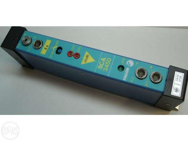 Amplificador monocanal fagor sca 3450