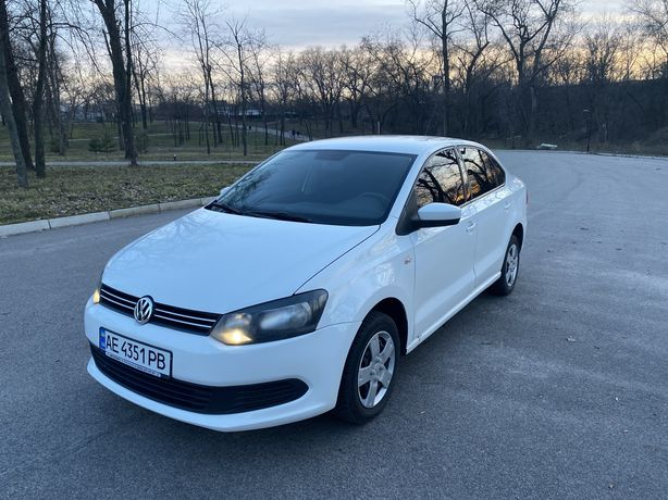 Продам Volkswagen Polo 2011г на газу!