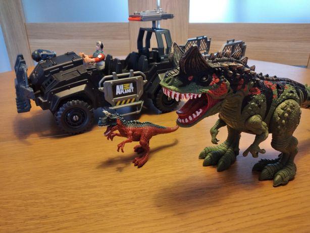 Zabawki Animal Planet - Dinozaury