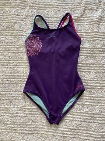 Детский спортивный купальник Decathlon на 13-14 лет, рост 151-160см