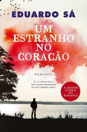 """Livro """"Um estranho no coração"""" Eduardo Sá"""