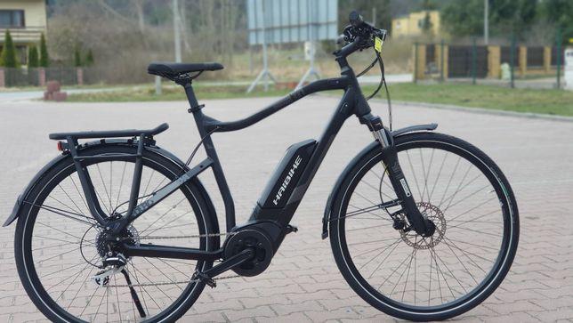Rower elektryczny Haibike SDURO Trekking 1.0 56cm Bosch 400Wh