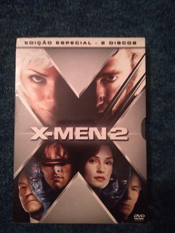 DVDs  X-Men 2/life of Brian...
