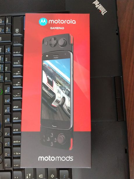 Gamepad Motorola Z