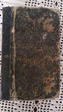 Arte Sacra - Livro antigo O Novo Testamento