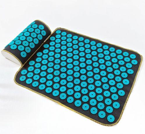 Аплікатор килимок Кузнєцова/Ляпко масажний масажер для спини/ніг