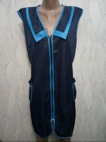 Женский халат для сферы обслуживания/нейлон