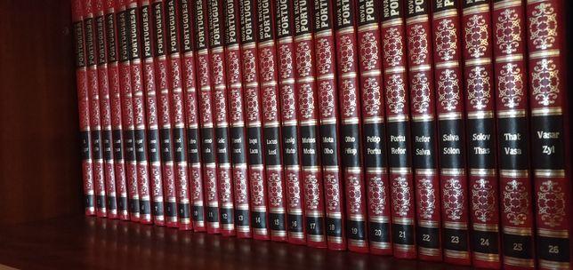 Nova Enciclopédia Portuguesa 26 Volumes