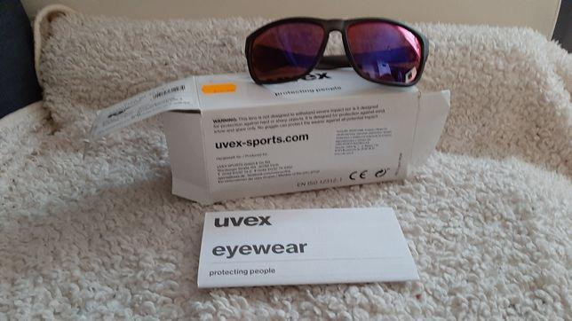 Okulary sportowe Uvex lgl 36 cv clorvision