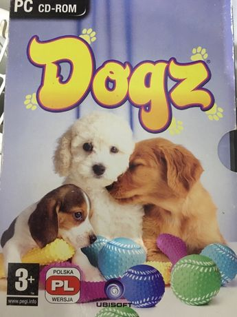dogz . gra komputerowa