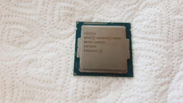 Intel Celeron G1840 + wentylator