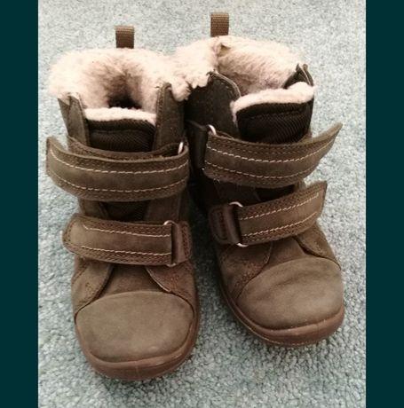 Buty zimowe kozaki Ecco r. 25 wkładka 16.5cm