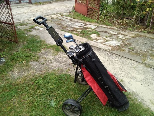 Kije wózek torba do golfa