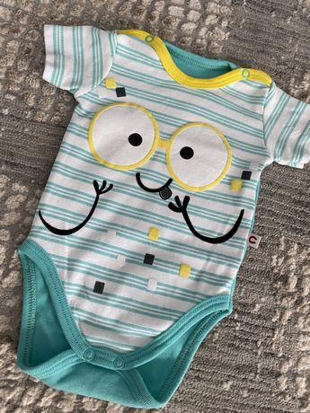 Яркий Боди для малыша 1 месяц-новорожденного