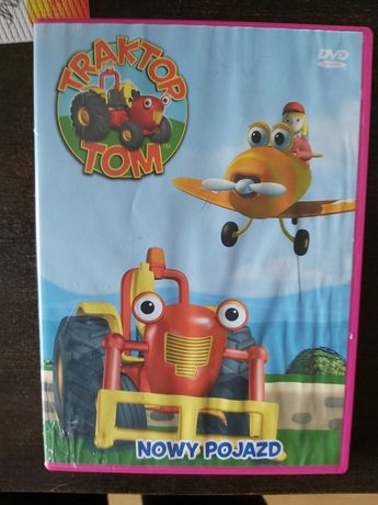 Bajka Traktor Tom DVD