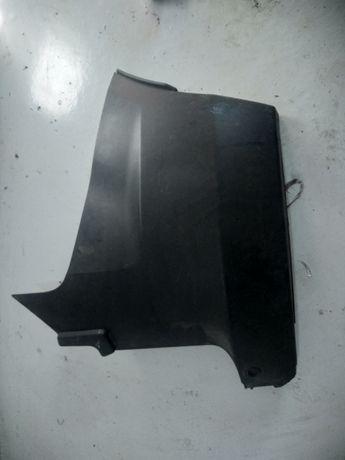 Ford Transit Custom Narożnik Zderzaka prawy Tył PDC