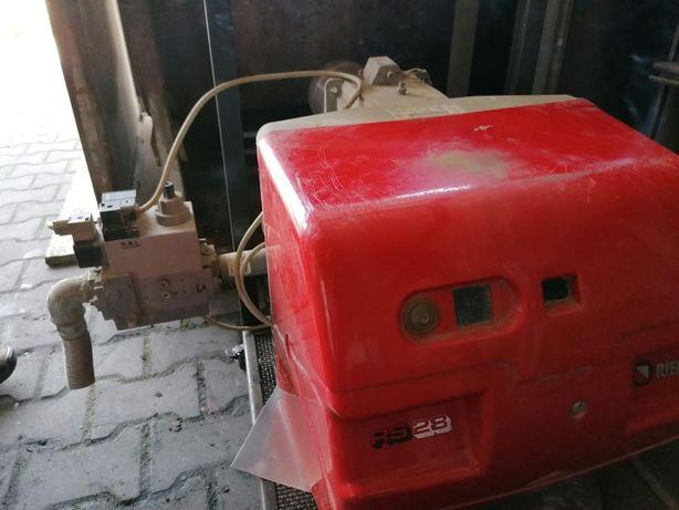 kabina lakiernicza- palnik gazowy Riello RS28 używany