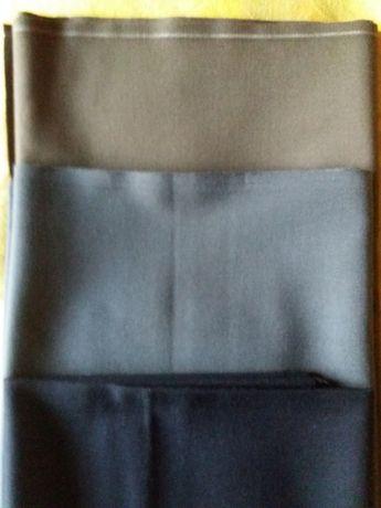 Отрезы костюмной ткани