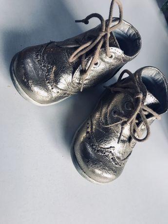 Kornecki złote buciki pierwsze 19