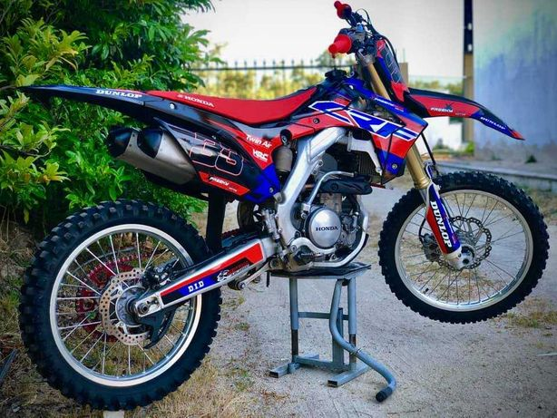 Honda CRF 250 2k15