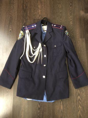 Парадна форма міліції України