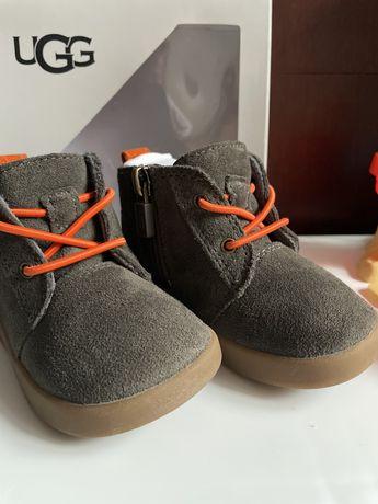Демисезонные ботинки ugg zara mango hm