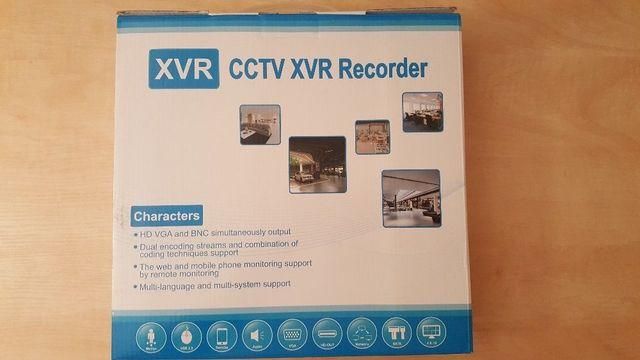 Rejestrator wideo zabezpieczenie monitoringu R